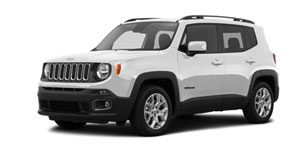1. Jeep Renegade